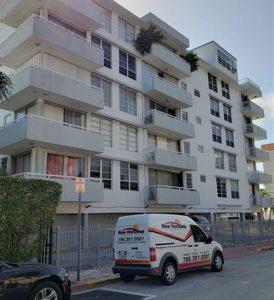 Condo association management in North Miami